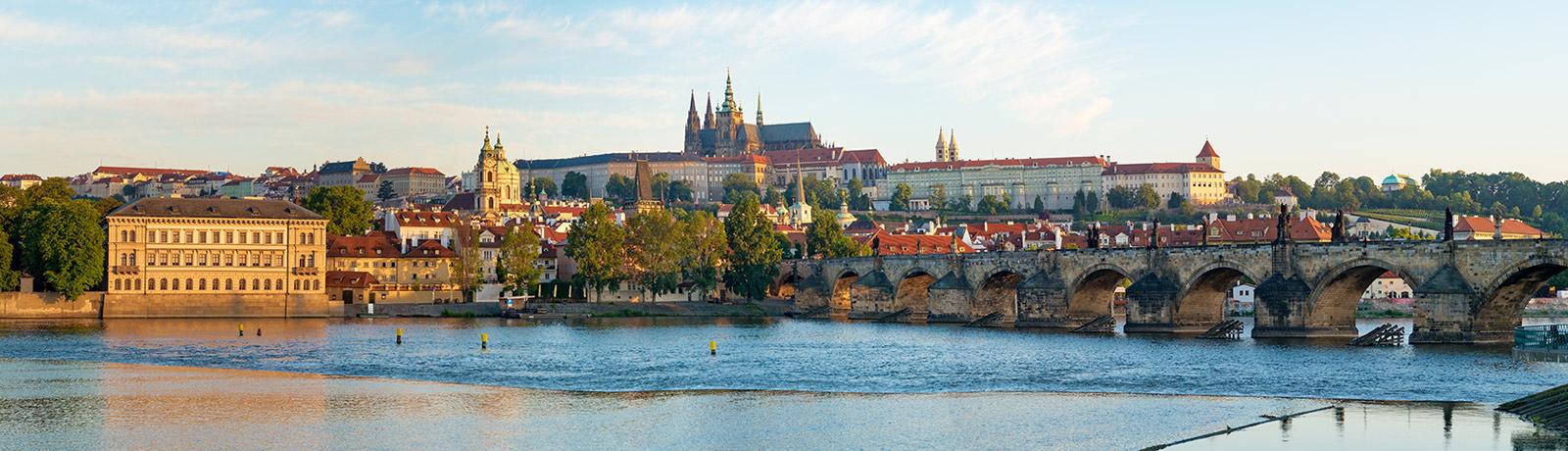 Hotele i motele w Pradze